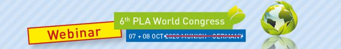 6th PLA World Congress 2020