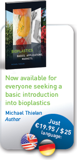 Bioplastics - Basics, Applications, Markets