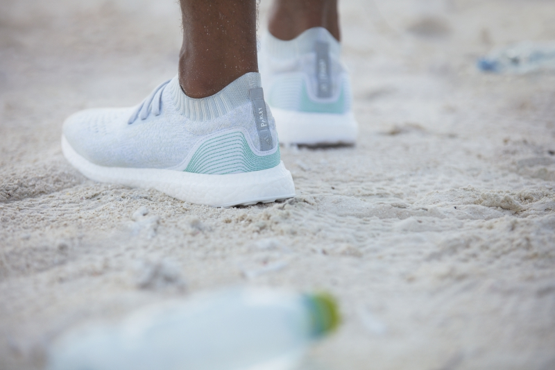 Adidas launches performance gear made from Parley Ocean