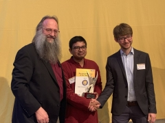 Aakar Innovations win prestigious award
